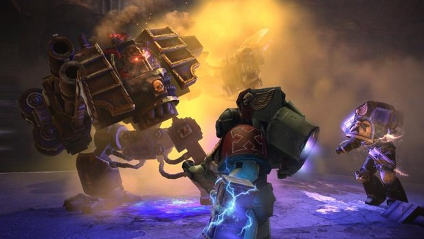 Warhammer 40.000: Space Marine erschien am 6. September 2011.