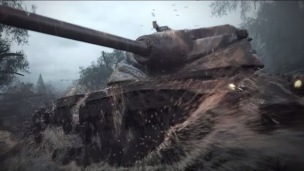 World of Tanks - Ankündigungs-Trailer für die PS4