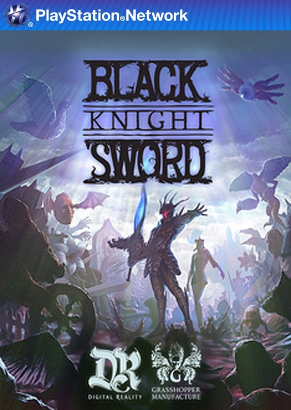 Cover zu Black Knight Sword
