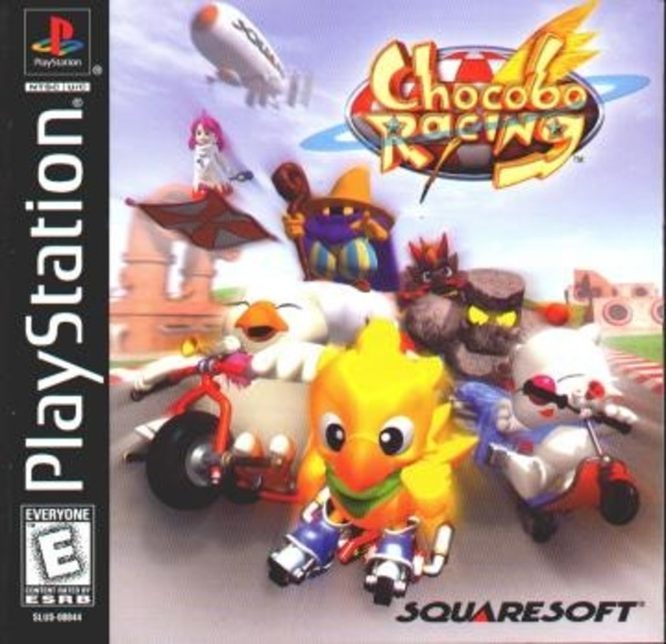 Cover zu Chocobo Racing