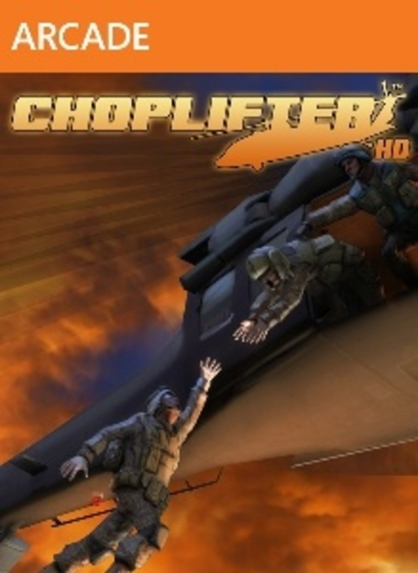 Cover zu Choplifter HD