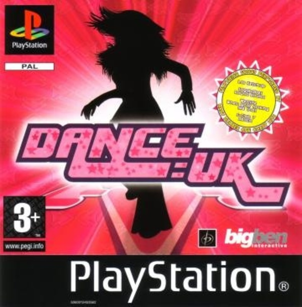 Cover zu Dance:UK