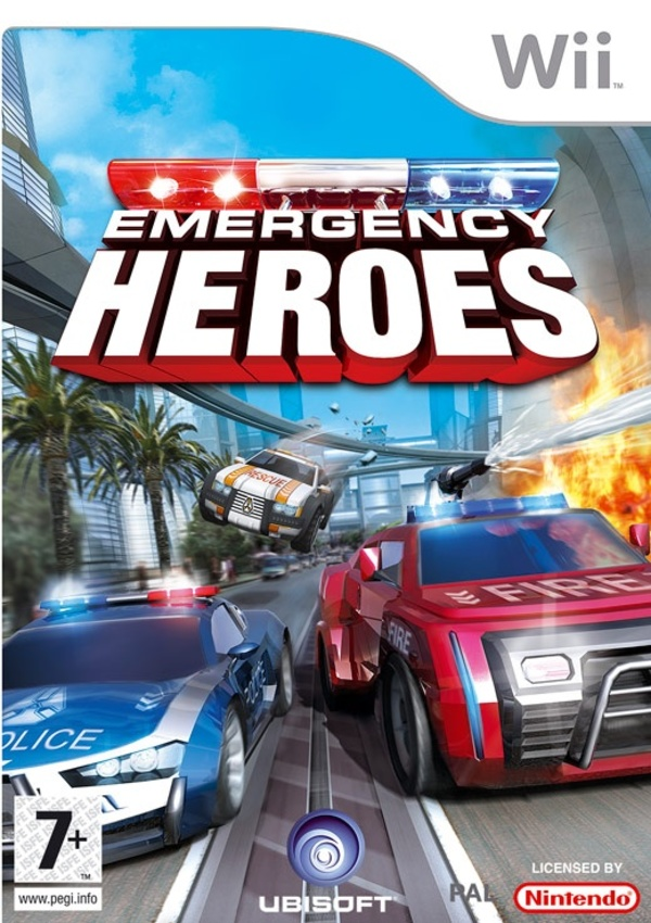 Cover zu Emergency Heroes