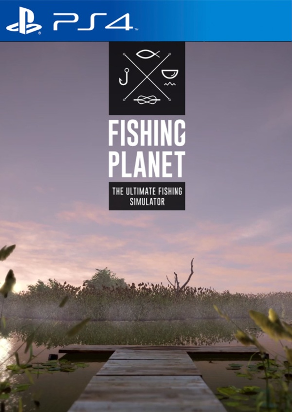 Cover zu Fishing Planet