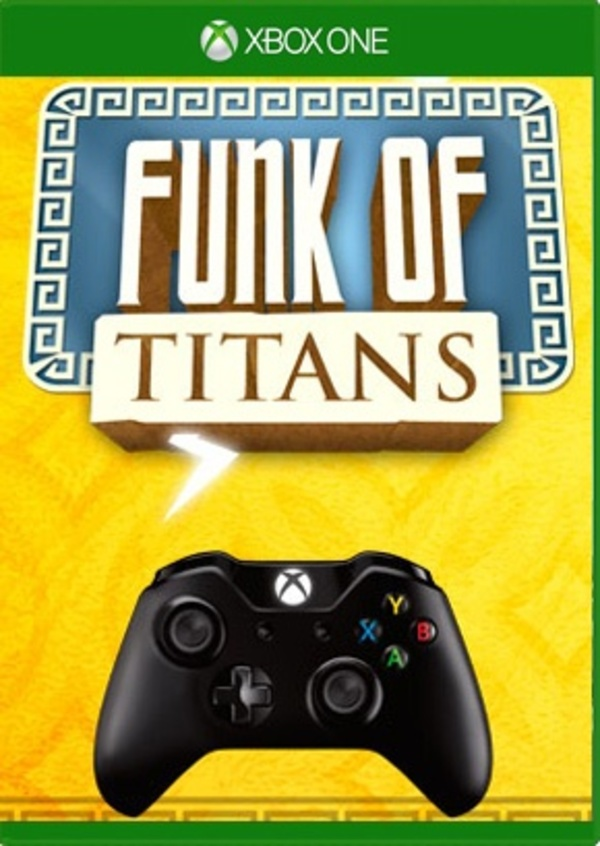 Cover zu Funk of Titans