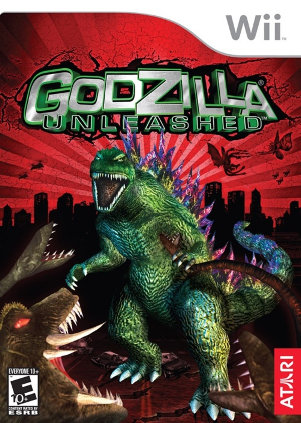 Cover zu Godzilla: Unleashed