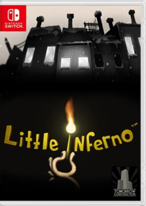 Cover zu Little Inferno