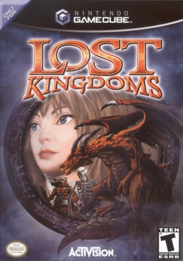 Cover zu Lost Kingdoms