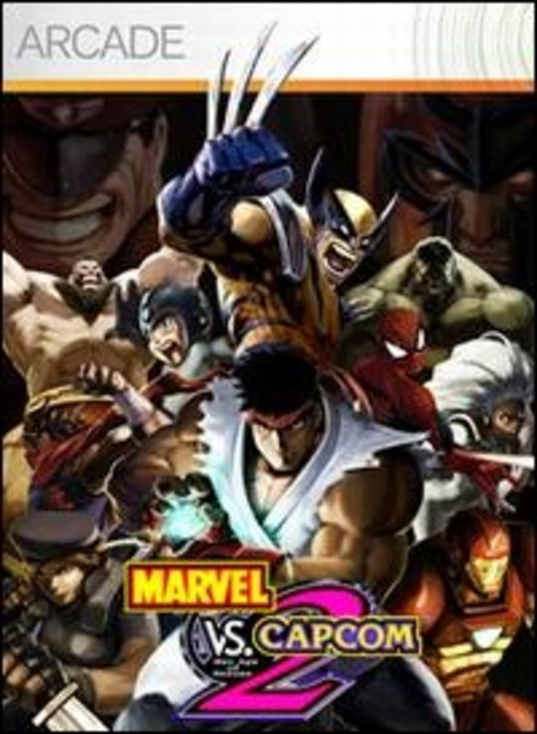Cover zu Marvel vs. Capcom 2: New Age of Heroes