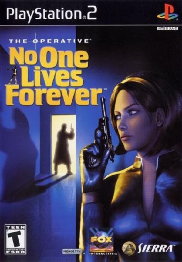 Cover zu The Operative: No One Lives Forever
