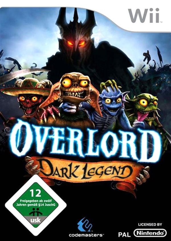 Cover zu Overlord: Dark Legend