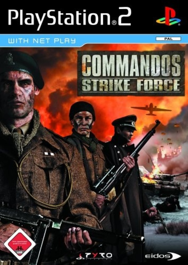 Cover zu Commandos: Strike Force