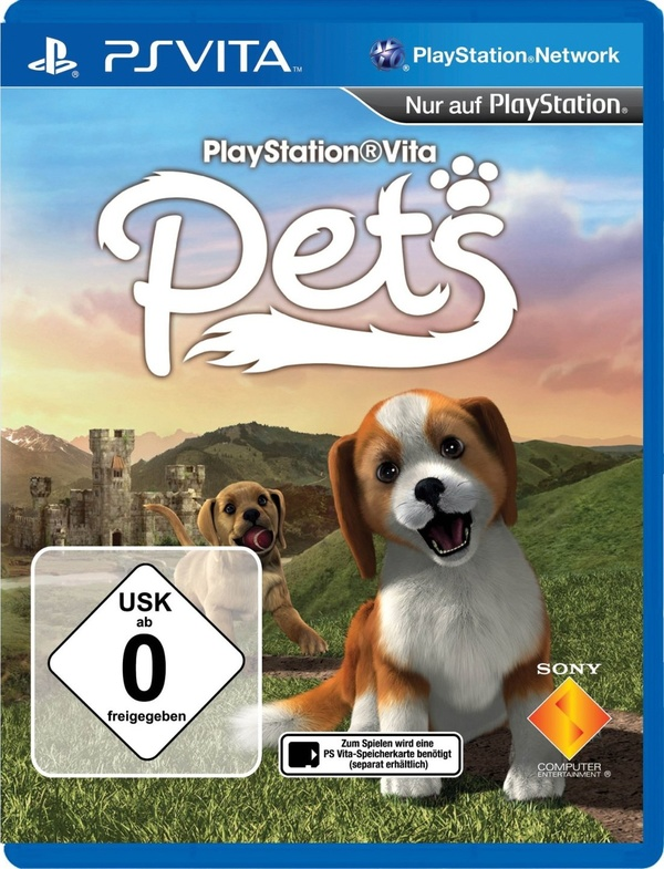 Cover zu PlayStation Vita Pets