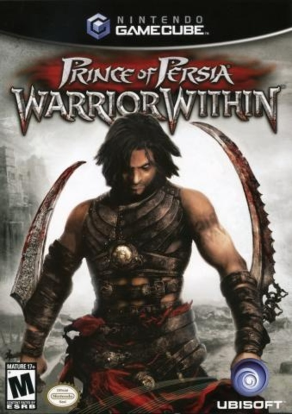 Cover zu Prince of Persia: Warrior Within