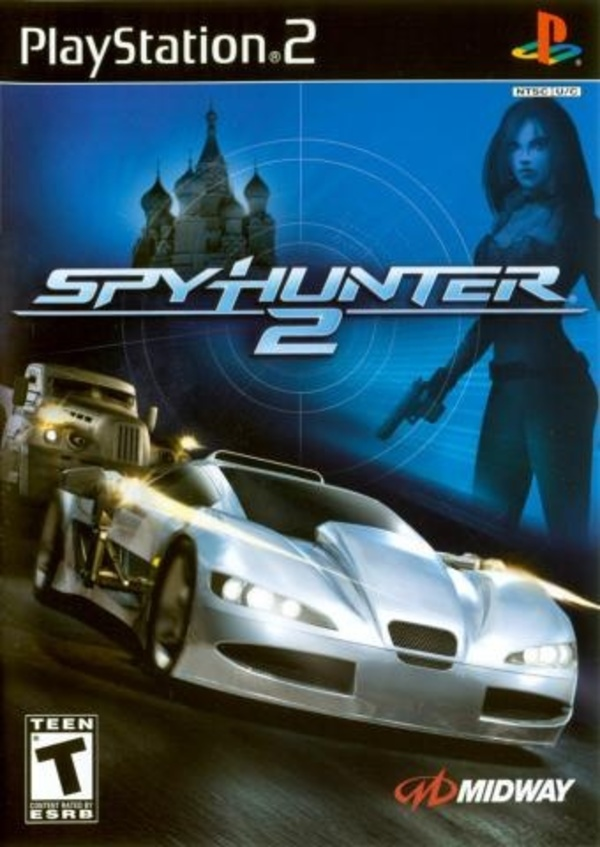 Cover zu Spy Hunter 2