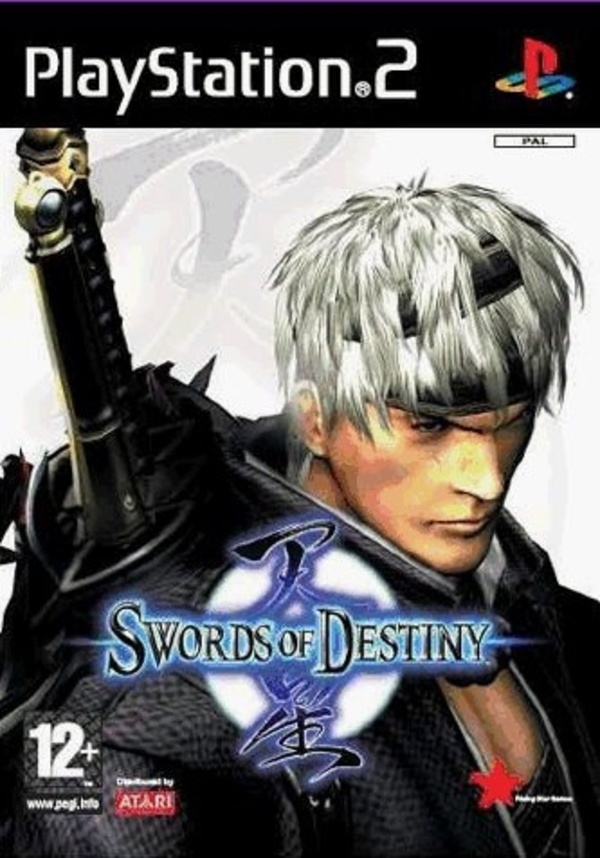 Cover zu Swords of Destiny
