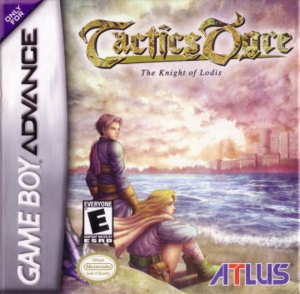 Cover zu Tactics Ogre: The Knight of Lodis