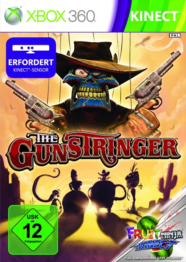 Cover zu The Gunstringer