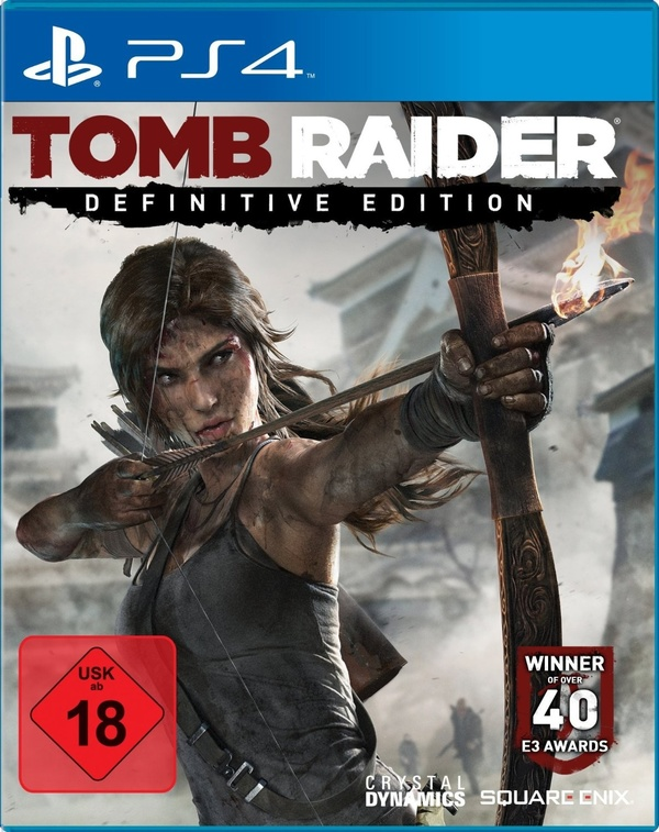 Cover zu Tomb Raider: Definitive Edition
