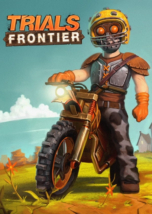 Cover zu Trials Frontier