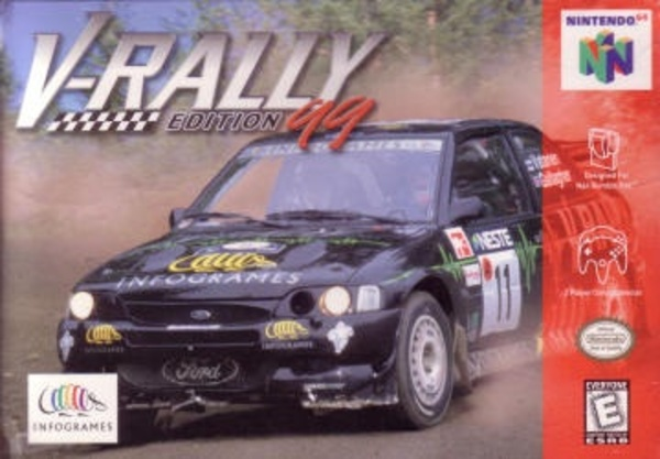 Cover zu V-Rally Edition 99
