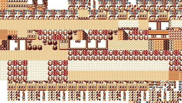 Pokemon Rot Karte.Pokémon Rot Blau Wir Lüften Das Geheimnis Von Sunny Town