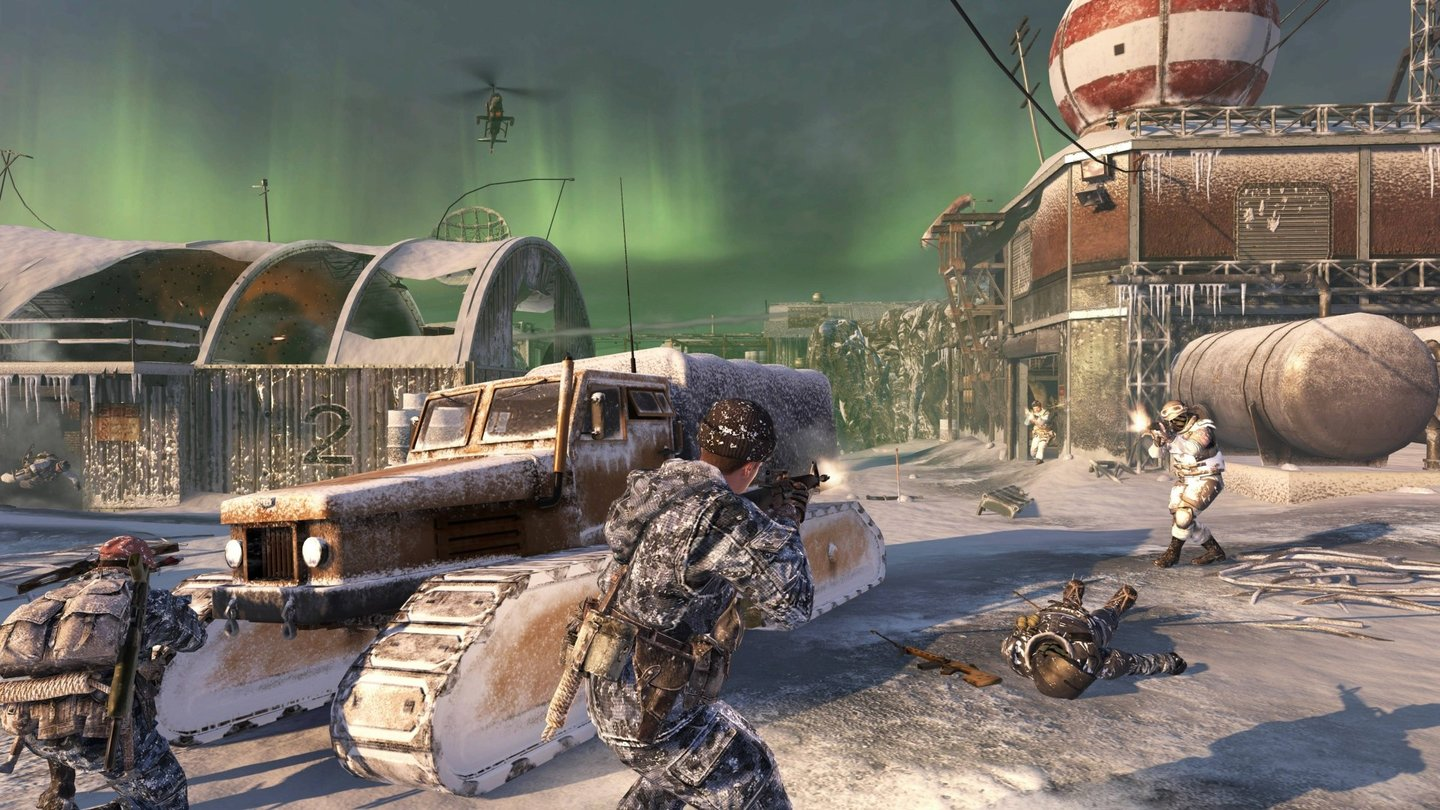 Call Of Duty First Strike Map Pack on