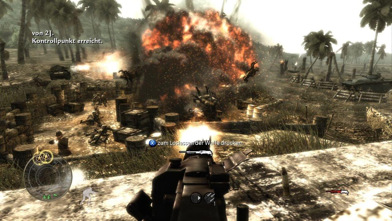 Call of Duty: World at War - DLC - Details zum dritten Map ...