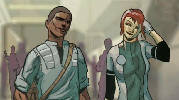 Dead Space Ignition Screenshots Die Ersten Bilder Zum