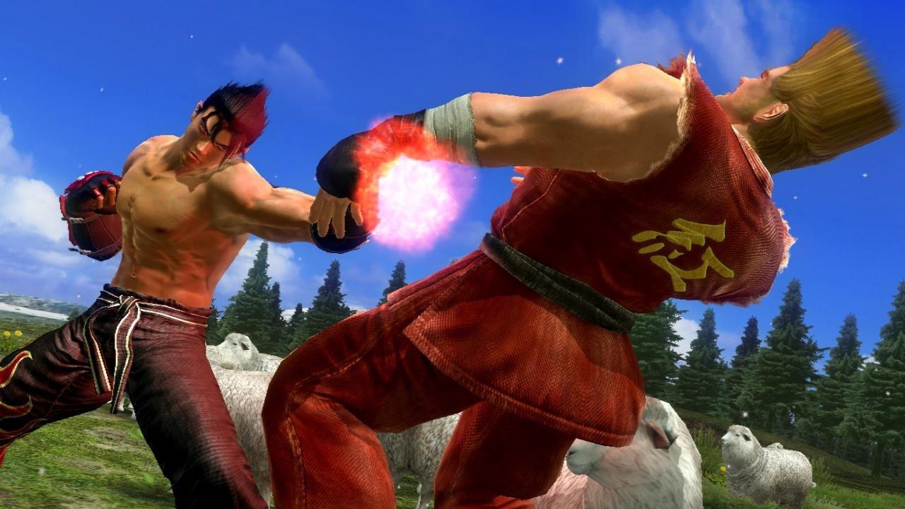 Tekken 6 Charaktere