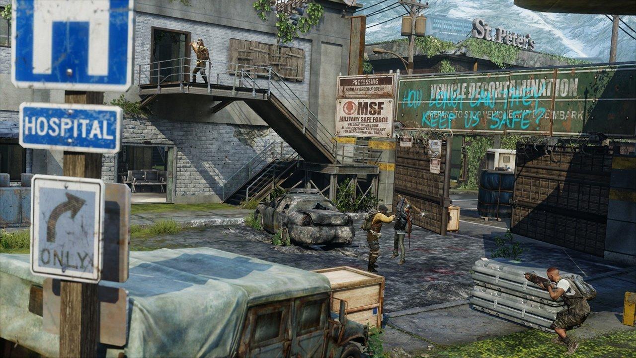 The Last of Us - Naughty Dog kündigt ersten DLC »Verlassene ...