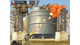 Commando Steel Disaster 3