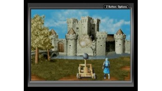 During castle siege, you'll have more things to thrown than just boulders.
