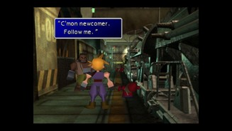 Final Fantasy 7 - Screenshots der PS4-Version