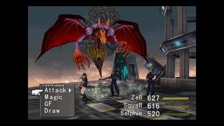Final Fantasy 8 HD