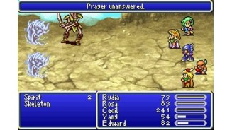 Final Fantasy IV Advance 4
