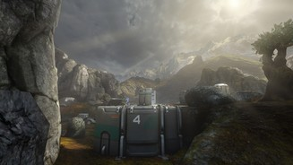 Halo 4 Castle Map Pack