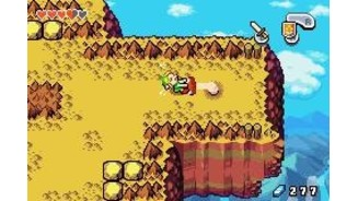 Mt. Crenel - Mushrooms can be used to catapult Link over chasms.