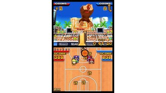 Mario Slam Basketball 1