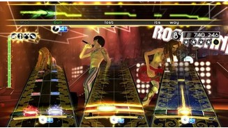 Rock Band Wii 3