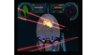 Enemy fighters won't just let you calmly attack their command ships