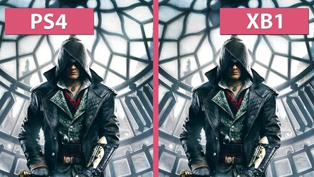 Assassin's Creed Syndicate - PS4 und Xbox One im Grafikvergleich