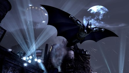Batman: Arkham City - Test-Video für Xbox 360 und PlayStation 3