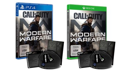 Call of Duty: Modern Warfare vorbestellen - Bei Gamesrocket mit Bundle-Extras [Anzeige]