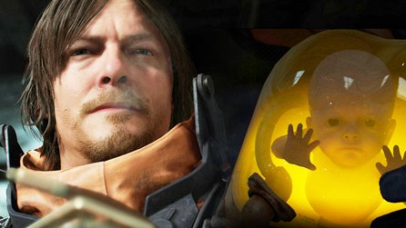 Death Stranding - Test-Video zum Kojima-Blockbuster für PS4