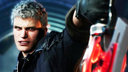 Devil May Cry 5 - Offiziell angekündigt, cineastischer Reveal-Trailer