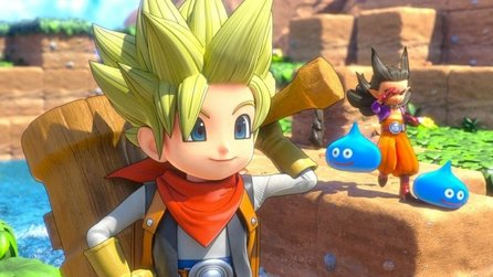 Dragon Quest Builders 2 im Test - Kernsaniertes Action-RPG in bester Lage