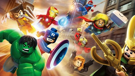 Lego Marvel Super Heroes - Preview-Video zum Superhelden-Klötzchenspaß