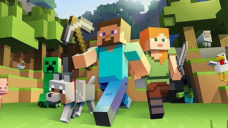 Minecraft GamePro - Minecraft real spielen