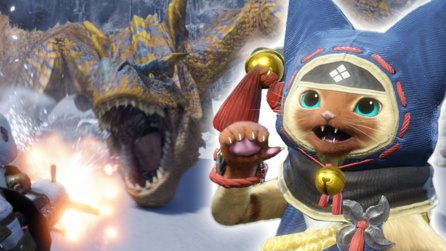 Monster Hunter Rise für Nintendo Switch im Test - Revolution ohne Biss